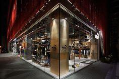 Puma premium store by Plajer & Franz Studio, Osaka – Japan »  Retail Design Blog retaildesignblog.net