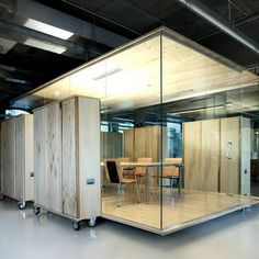 Office interior - Conference Room
