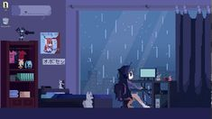 Awesome Pixel Art Wallpapers - WallpaperAccess