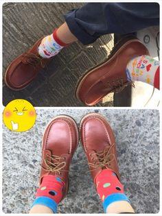 【Gentlewomen紳士女生】 SOPHIE 經典手縫馬克鞋 - Simple Sample Shoes   Pinkoi