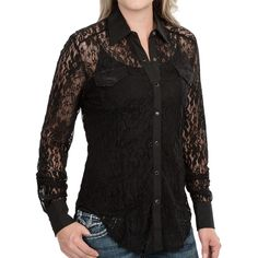 lace shirt - Buscar con Google