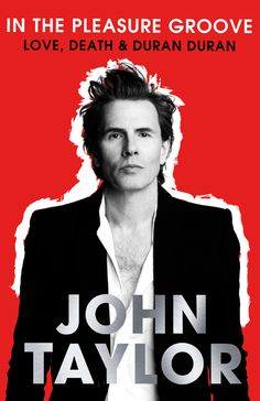 Introducing John Taylor's Pleasure Groove, cover 1...JT was my first love! #DuranDuran