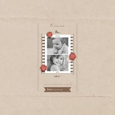 Oscraps :: Shop by Designer :: Paislee Press :: then & now