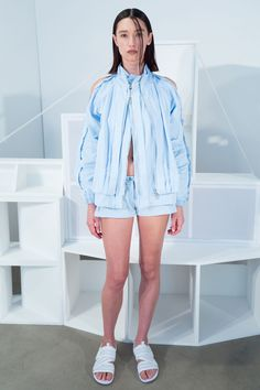 Fashion East Spring 2016 Ready-to-Wear Fashion Show - Caitlin Price