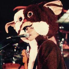 HYDE dressed as a Furby!..lol