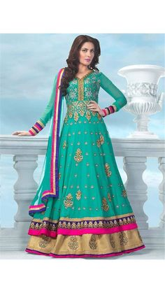 Buy Saiveera Attractive Desiger Green Semi-Stitched Long Anarkali Suit Online at Low Prices in India - Paytm.com Saiveera Fashion is a #Manufacture Wholesaler,Trader, Popular Dealar and Retailar Of wide Range Salwarsuit,Dress Material,Saree,Lehnga Choli,Bollywood Collection Replica,Saree, Lehnaga CHoli and Also Multiple Purpose of Variety Such as Like #Churidar,Patiala,#Anarkali,Cotton,Georgette,Net,Cotton,Pure Cotton Dress Material. For Any Other Query Call/Whatsapp - +91-8469103344.