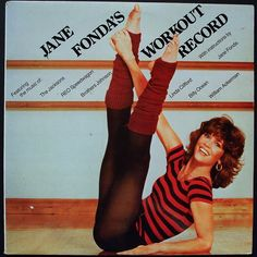 Jane Fonda – Workout Record.