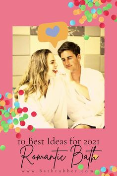 Looking for romantic bath ideas? Whether it's Valentine's Day or just another night, taking a bath with your honey can help you grow closer. That is, if you do it right. This guide will help! Romantic bath. Romantic bath together for couple. Romantic bath for two. Romantic bath ideas. #romanticbath #romanticbathtogethercouple #romanticbathfortwo #romanticbathideas Bath Gift Basket, Gift Baskets, Relaxing Bath Recipes, Romantic Bathtubs, Bath For Two, Bath Benefits, Natural Bath Bombs, Muscle Pain Relief, Spa Like Bathroom
