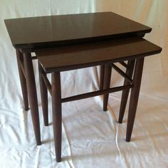 Baumritter Nesting Tables now featured on Fab.