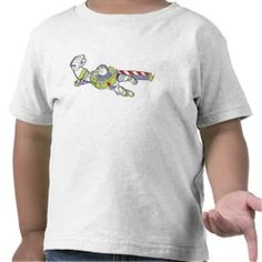 Toy Story Buzz Lightyear To Infiniti, AND BEYOND! Tees