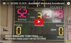 Become a Better Scorekeeper; Watch the Minor Official Basketball Video Series   Basketball Manitoba reminds the basketball community to utilize its online video resource aimed at educating those who act as minor officials in basketball games throughout the province. The Basketball Manitoba Scoreboard Video Series features 3 different videos which detail the finer points on how to properly manage the score sheet score clock and shot clock. Each tutorial video runs for about 5-7 minutes and…