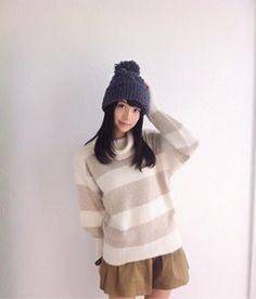 乃木坂46 (nogizaka46)  Fukagawa Mai [深川 麻衣] ~ cool cute pretty model ~ XD ♥ ♥ ♥ ♥ ♥ ♥