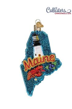 Find a State of Maine Ornament or shop our entire collection of Old World Christmas ornaments for more selection. Our beautifully crafted ornaments make a great keepsake . Shop our large collection of high quality Christmas ornaments for all occasions. Christmas History, Old World Christmas Ornaments, Christmas Gift Box, Christmas Trees, Deer Ornament, Ornament Hooks, Glass Ornaments, Water Games For Kids, Indoor Activities For Kids