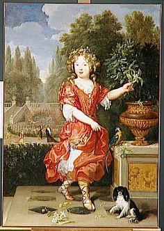 Mademoiselle de Blois