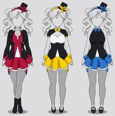 Kisekae Cute Magician Outfit +bonus hat (w/ codes) by RainbowFan256.deviantart.com on @DeviantArt
