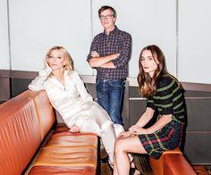 """""""Cate Blanchett, Todd Haynes, and Rooney Mara for DuJour Magazine """""""