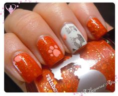Prevention of Cruelty to Animals #nail #nails #nailart