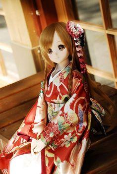 Mirai Suenaga Smart Doll by Han Hsu