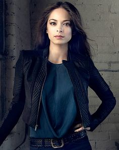 """Kristin Kreuk: Butt-Kicking Beauty and the Beast Role Is """"a Lot of Fun"""" - Us Weekly"""