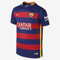 888ba1337 2015 16 FC Barcelona Stadium Home Kids  Soccer Jersey Imagenes Del Fc  Barcelona