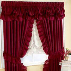 Insp rate con modelos de cortinas para sala y dormitorio for Cortinas estampadas modernas
