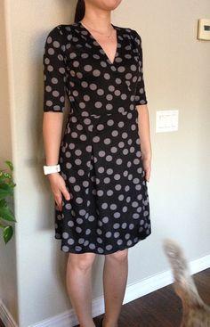 Pattern Reviews> Butterick> 5454 (Misses' Dress)