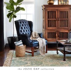 """20.8k Likes, 83 Comments - Magnolia (@magnolia) on Instagram: """"Hooked of 100% wool by master artisans, the Jozie Day Collection offers casual charm for any room.…"""""""