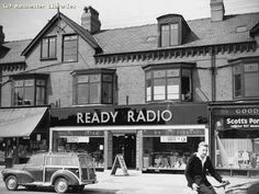 Andrew Simpson: Chorlton in the 1960s Manchester