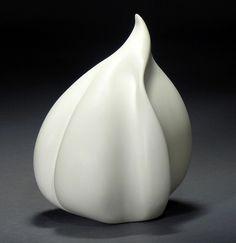 Sculpture-Ceramic-Liz Lescault: Lacrima