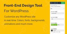 Yellow Pencil - Visual CSS Style Editor - https://codeholder.net/item/wordpress/yellow-pencil-visual-css-style-editor