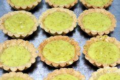 ina garten's key lime tart(lets) by smitten, via Flickr