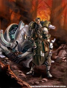 """Arcanist - Retribution Solo"""" by Chris Walton (cwalton73) 