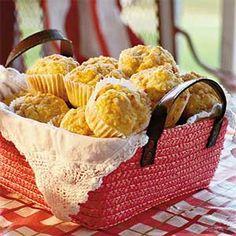 Peach Streusel Muffins Recipe | MyRecipes.com Mobile