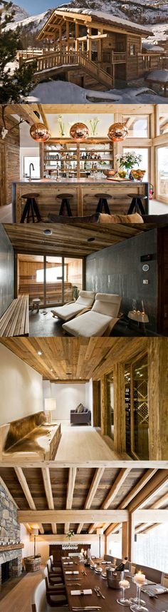 The Ski Cabin Worthy of an OMG - French Alps