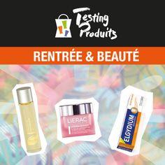 Testing produits - Pharmacie Lafayette