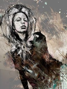 Tigris by Russ Mills, via Behance