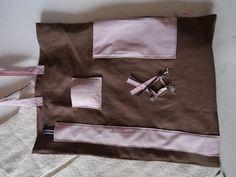 sac pour tricot en cours