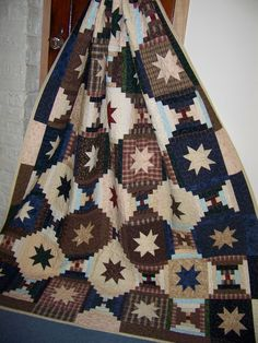 Courthouse in Texas Quilt