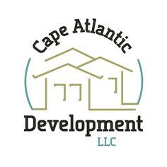 Cape Atlantic Development LLC Logo // #construction #logo #constructionlogo #builder #rehab #developer