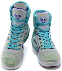 Kobes 9 High Blue Grey Green White 4643f828a