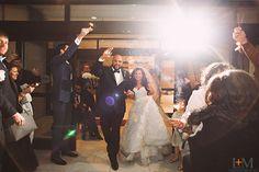 Photo from Kelita + Ernest collection by LeahAndMark & Co. #LeahandMark.com #weddingexit