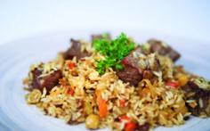 Tradicionālais plovs uzbeku gaumē - DELFI Receptes