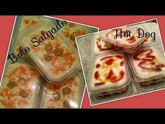 Sanduíche de Frango e Purê de Batatas #12 Faça e Venda - YouTube