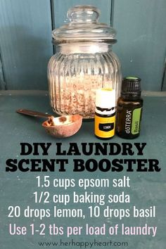 20 Homemade Cleaning Products (With Oils!) You Can Whip Up In A Flash 20 Homemade Cleaning Products (With Oils!) You Can Whip Up In A Flash DIY Laundry Detergent Scent Booster Essential Oils For Laundry, Homemade Essential Oils, Making Essential Oils, Homemade Cleaning Products, Natural Cleaning Products, Cleaning Tips, Natural Cleaning Recipes, Speed Cleaning, Homemade Wipes