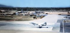 When the air war ramped up in early the US experienced a lot more threat from the North Vietnamese Air Force then expected. Da Nang, Vietnam War, Air Force