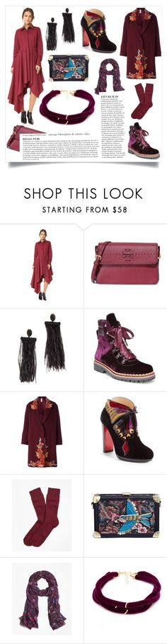 """Worth doing well"" by emmamegan-5678 ❤ liked on Polyvore featuring Petersyn, Tory Burch, Oscar de la Renta, Sam Edelman, Antonio Marras, Christian Louboutin, Brooks Brothers, Elizabeth and James, Anja and modern"