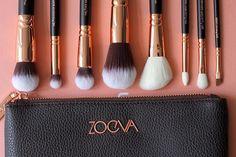 Zoeva Rose Gold Brush Set