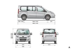 www.autoeurope.com images peugeot dimensions expert.jpg