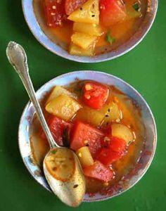 ¡Receta! Curry de melón: http://www.sal.pr/?p=97114