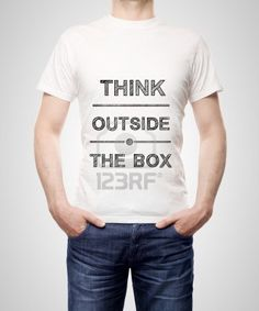 Think outside the box! #motivational #inspirational #quote